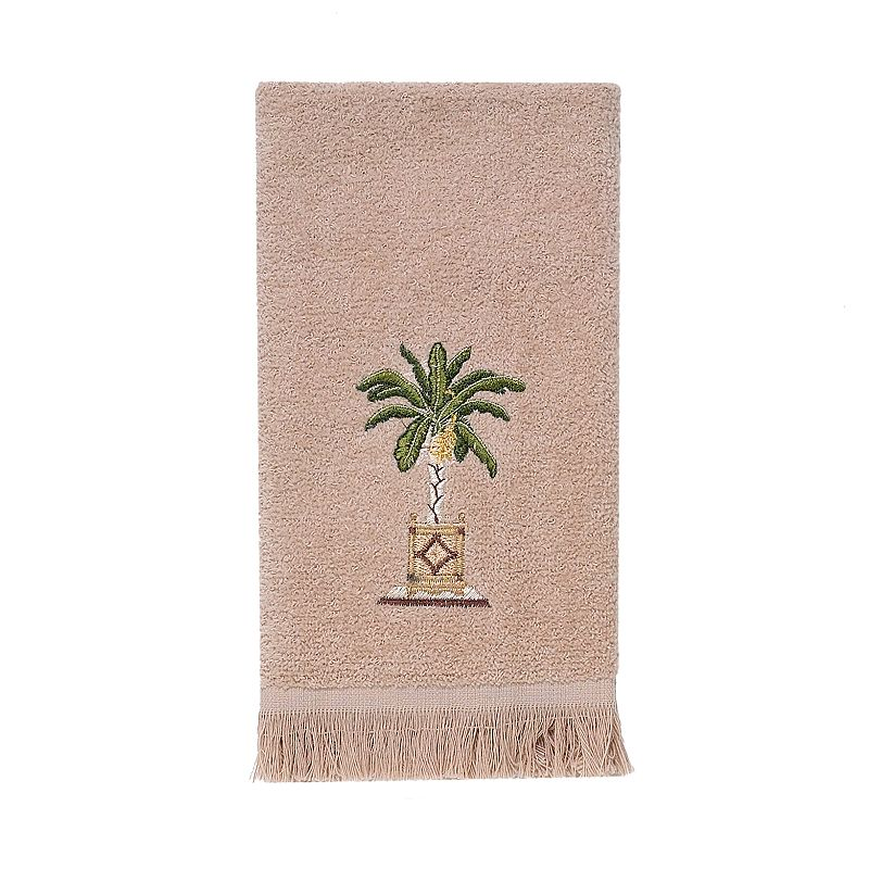 Avanti Banana Palm Fingertip Towel
