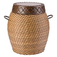 Bombay® Outdoors Tanjay Drum Side Table - Indoor / Outdoor
