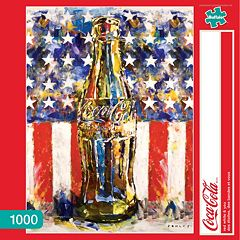 Buffalo Games 1000-pc. Red, White & You Coca-Cola Jigsaw Puzzle by