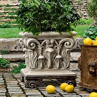 Bombay® Outdoors Corinthian Urn Planter - Indoor / Outdoor