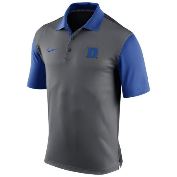 Men's Nike Duke Blue Devils Preseason Dri-FIT Performance Polo