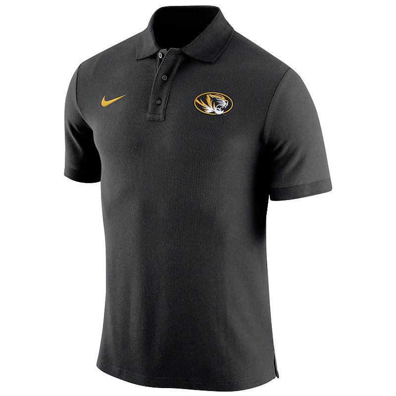 Men's Nike Missouri Tigers Stadium Pique Polo