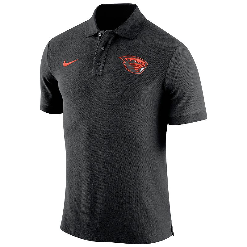 Men's Nike Oregon State Beavers Stadium Pique Polo