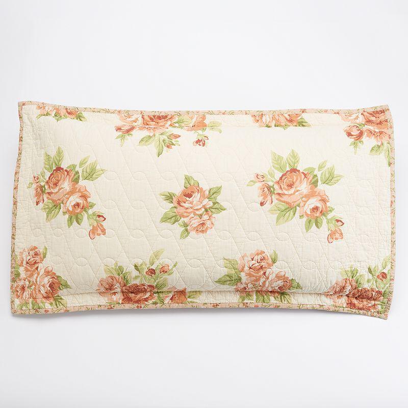 Home Classics® Sarah Classic Floral Sham - King