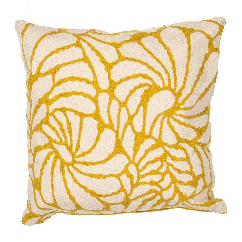 Jaipur Shell Throw Pillow