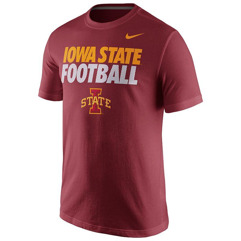 Men's Nike Iowa State Cyclones Practice Tee