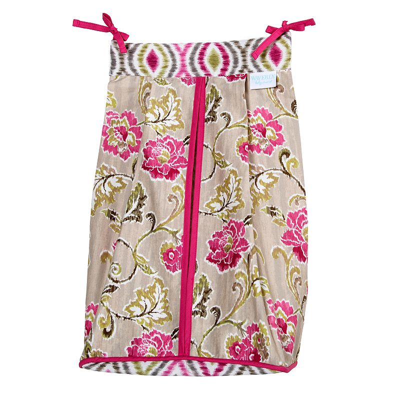 Trend Lab Waverly Jazzberry Diaper Stacker