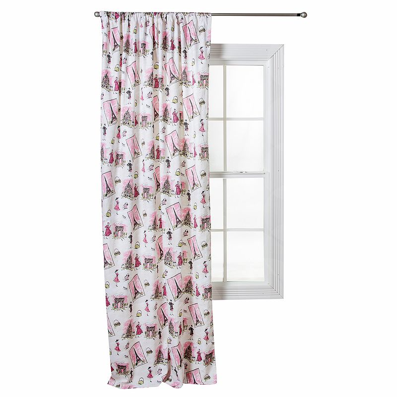 Trend Lab Waverly Tres Chic Curtain Panel