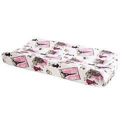 Waverly Baby by Trend Lab Tres Chic Changing Pad Cover