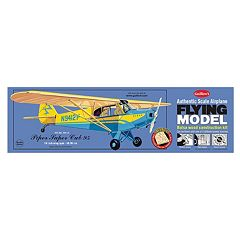 Guillow's Cessna 170 Laser Cut Model Airplane Kit by
