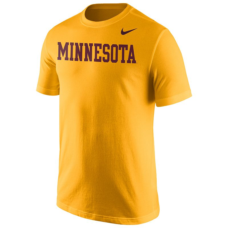 Men's Nike Minnesota Golden Gophers Wordmark Tee