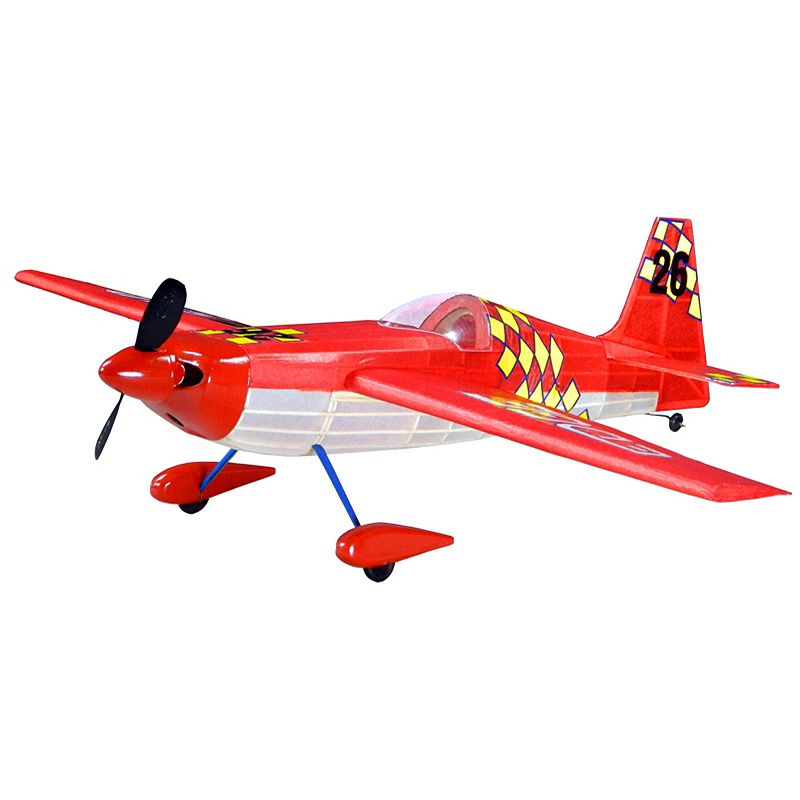 Guillow's 1:14 Edge 540 Model Plane Kit