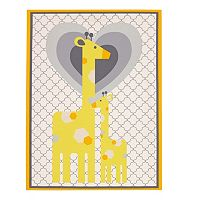 Happy Chic by Jonathan Adler Safari Giraffe Canvas Wall Art