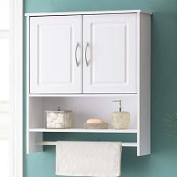 4D Concepts Bathroom 2-Door Wall Cabinet