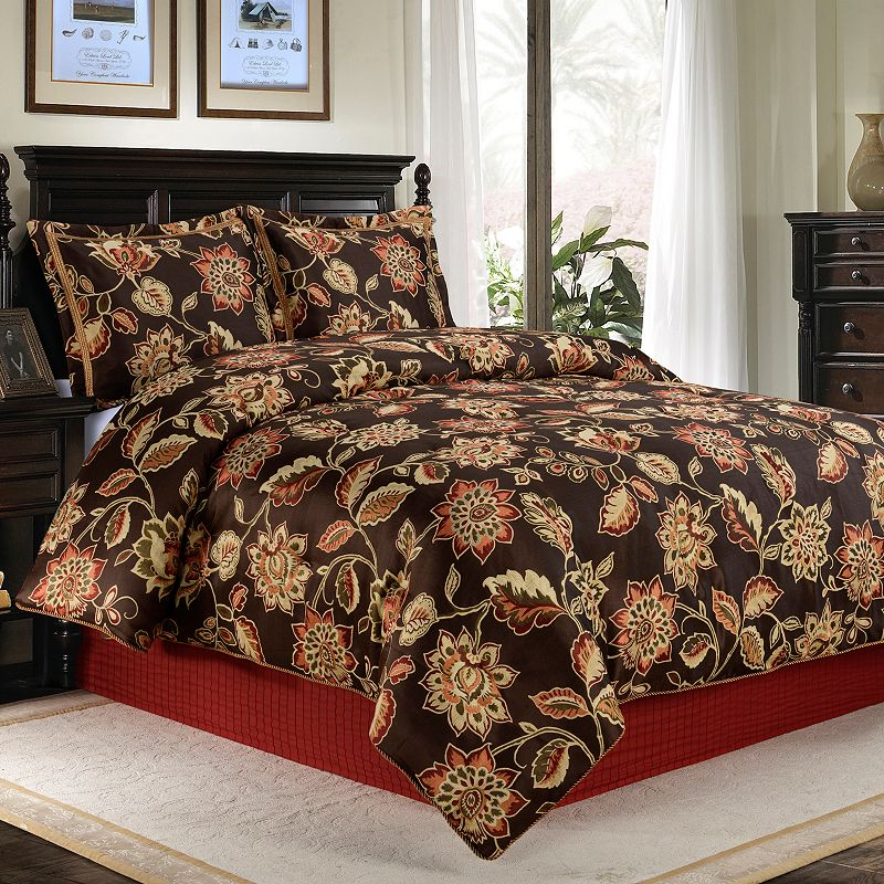 Westgate Putnam 4-pc. Comforter Set