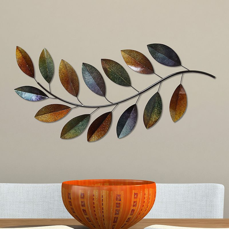 Stratton Home Decor Metallic Branch Wall Decor