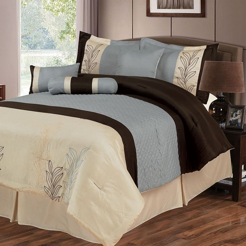 Stafford 7-pc. Comforter Set