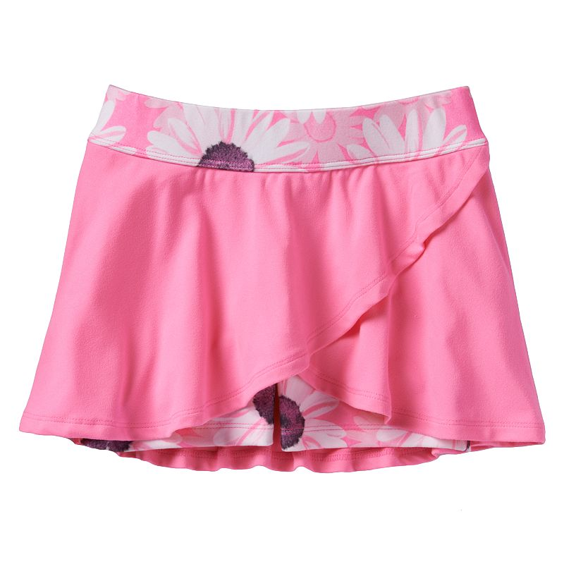Toddler Girl Jumping Beans® Active Floral Skort