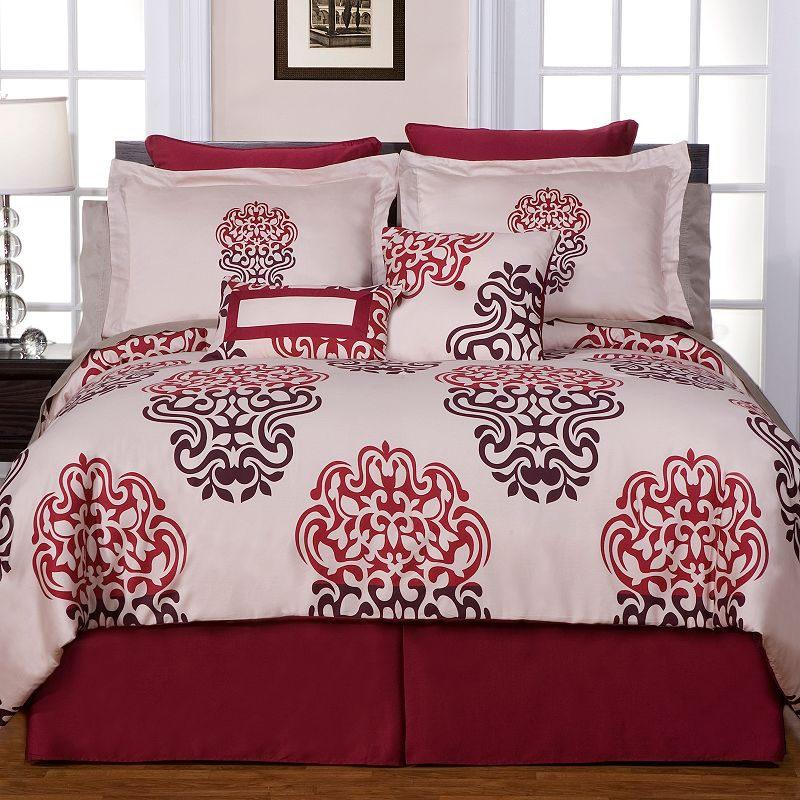Red Medallion Bedding Kohl S