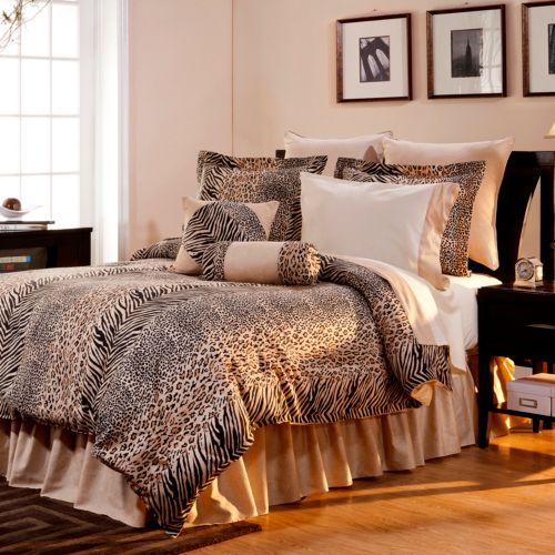 Pointehaven Urban Safari Bed Set