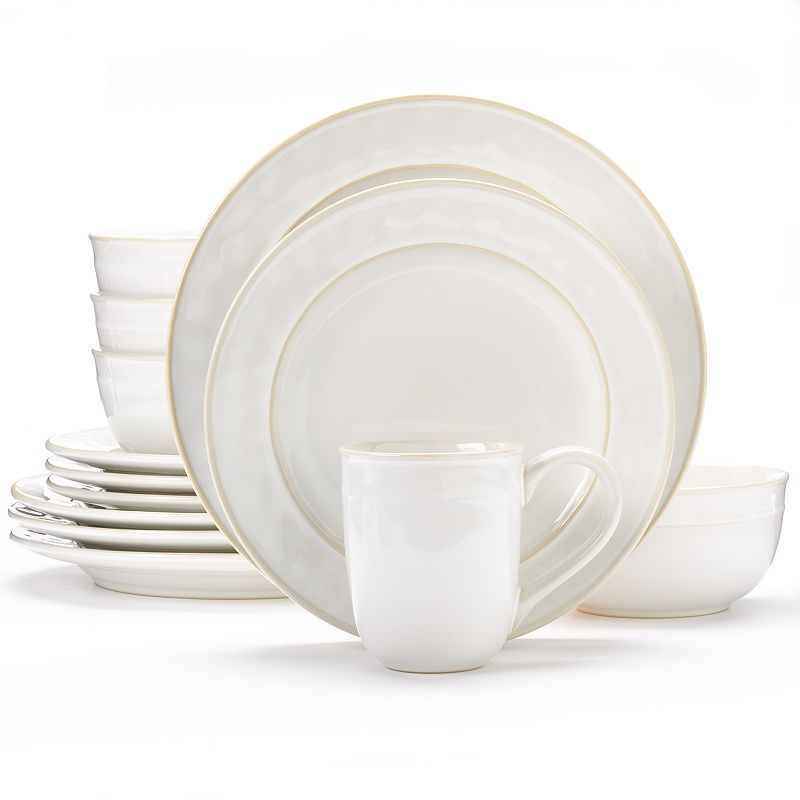 Food Network White Dinnerware