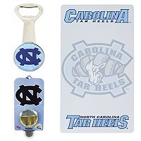 North Carolina Tar Heels 3-Piece Lifestyle Package