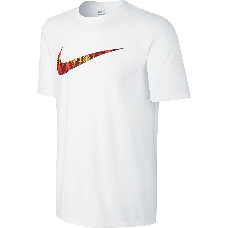 Men's Nike Sneaker Tribe Swoosh Tee