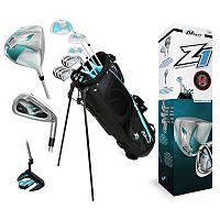 Nextt Golf Z1 14-pc. Right Hand Golf Club & Bag Set - Women's