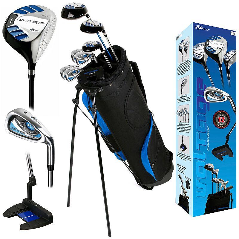 Nextt Golf Voltage Mens' 12pc Complete Golf Set Package