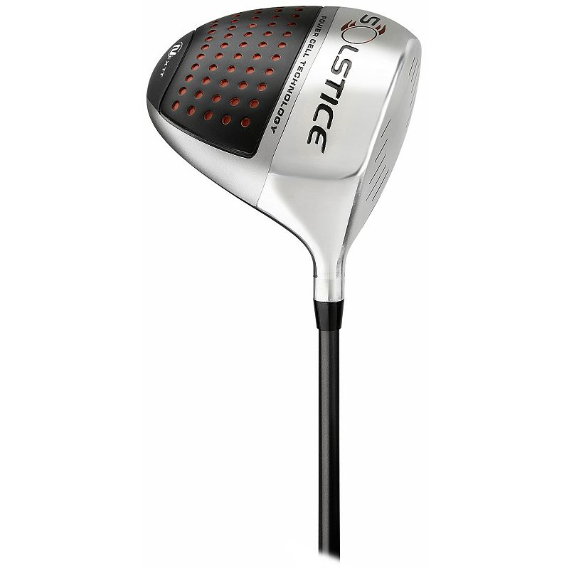 Nextt Golf SOLSTICE POWER CELL BLACK DRIVER MRH