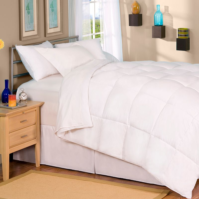 Certified Asthma & Allergy Friendly Down-Alternative Comforter