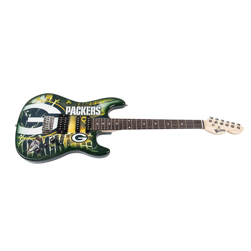 Woodrow Green Bay Packers Northender Electric Guitar