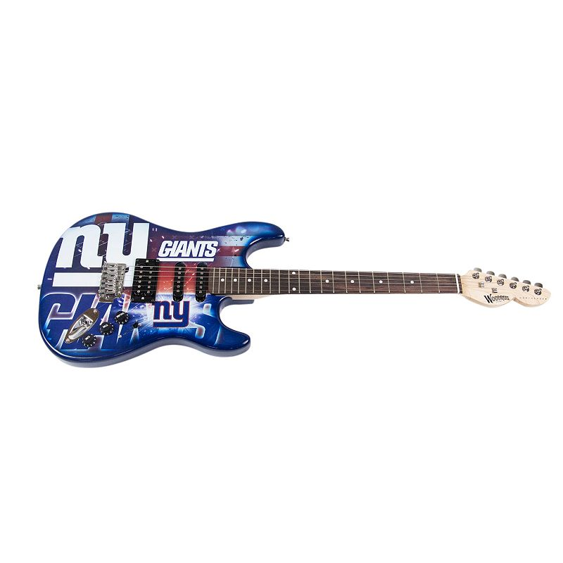 Woodrow New York Giants Northender Electric Guitar