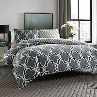 City Scene Brodie Reversible Comforter Set