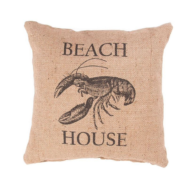 Jaipur ''Beach House'' Throw Pillow