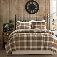 Woolrich Lumberjack Softspun Down-Alternative Comforter Set
