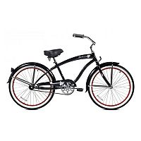Micargi Rover 24-in. Beach Cruiser Bike - Men