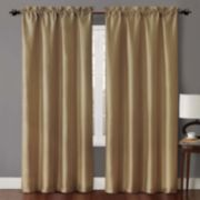Victoria Classics Lincoln Curtain Pair - 38'' x 84''