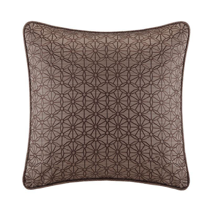 Metropolitan Home Eclipse Jacquard Throw Pillow