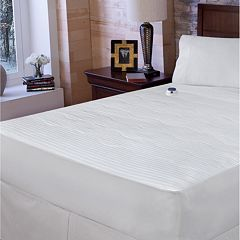 Serta Electric Warming Mattress Pad by