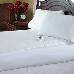 Serta Waterproof Electric Warming Mattress Pad by