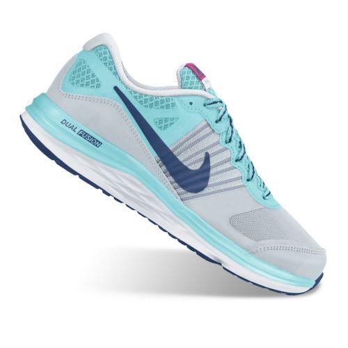 Nike Dual Fusion X Girls' Running Shoes