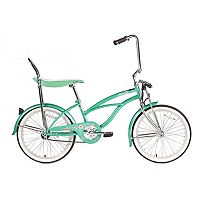 Girls Micargi Hero 20-Inch Tire Beach Cruiser Bike