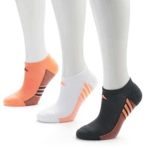 adidas 3-pk. SuperLite climacool Mesh No-Show Socks - Women