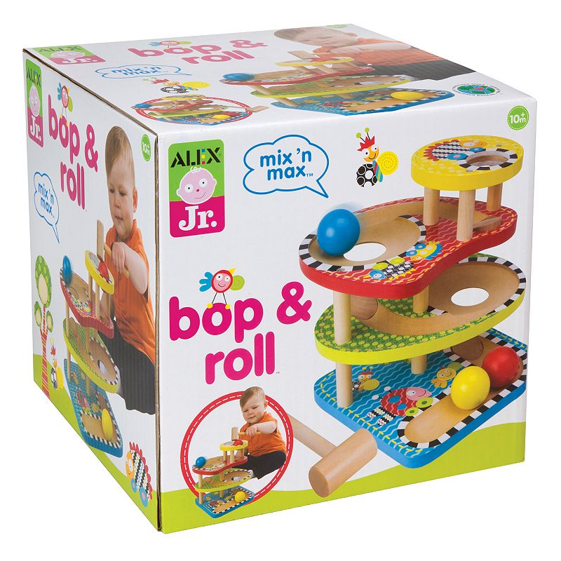 ALEX Jr. Bop and Roll Toy