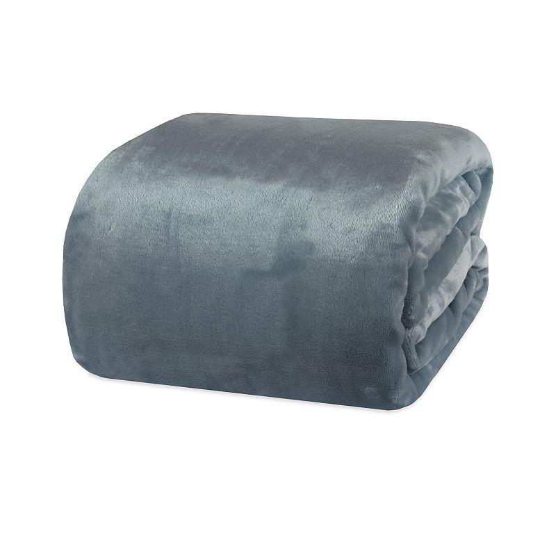 Better Living Velvety Plush Solid Blanket