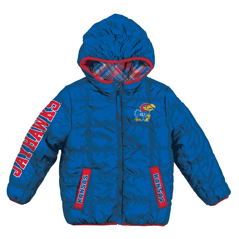 Boys 8-20 Kansas Jayhawks Bubble Jacket