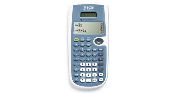 texas instruments calculator instructions