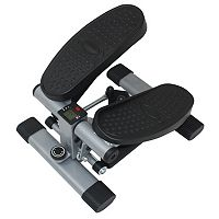 Sunny Health & Fitness Dual-Action Swivel Stepper