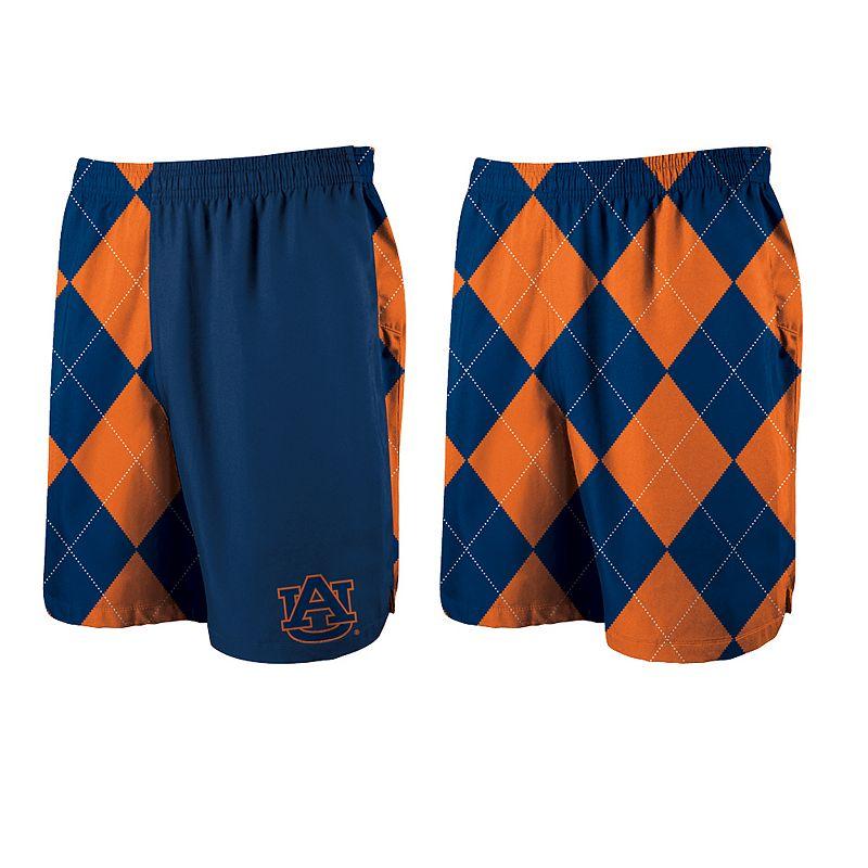 Men's Loudmouth Golf Auburn Tigers Spirit Shorts